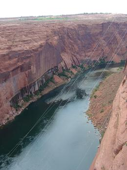 Lake Powell and Glen Canyon , Leah - May 2011