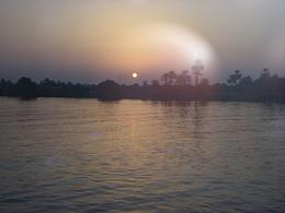 Sunrise over the Nile - May 2008