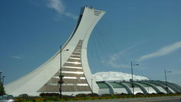 Olympic Stadium , Lillian R - August 2011
