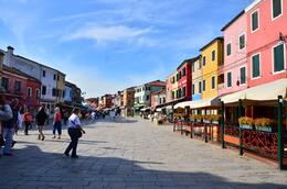 Photo of Venice Murano, Burano and Torcello Half-Day Sightseeing Tour Pastel Creations