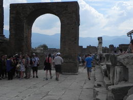 Town center of Pompeii. , kath4cubs - September 2015