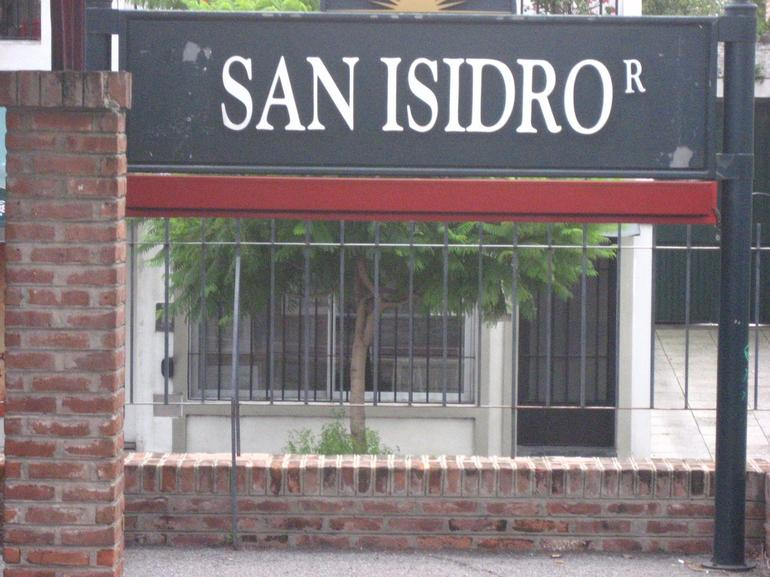 San Isidro train station - Buenos Aires