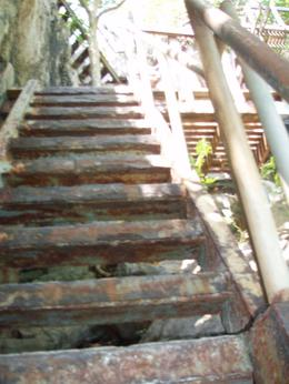 Photo of   Stairs to Talay Nai