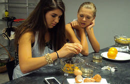 Photo of Madrid Madrid Cooking Class: Learn How to Make Paella Taking care of the eggs!