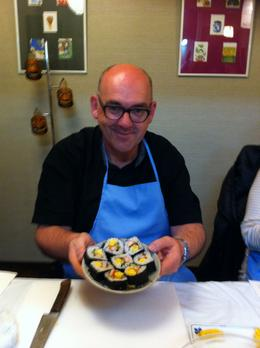 Photo of Kyoto Kyoto Cooking Class, Sake Tasting and Nishiki Food Market Walking Tour The finished product...