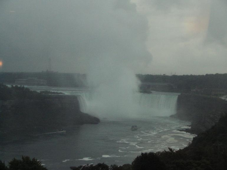 The power and majesty of Niagara Falls - New York City