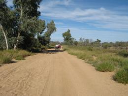 Photo of Alice Springs Alice Springs Quad Bike Tour The Ride Home