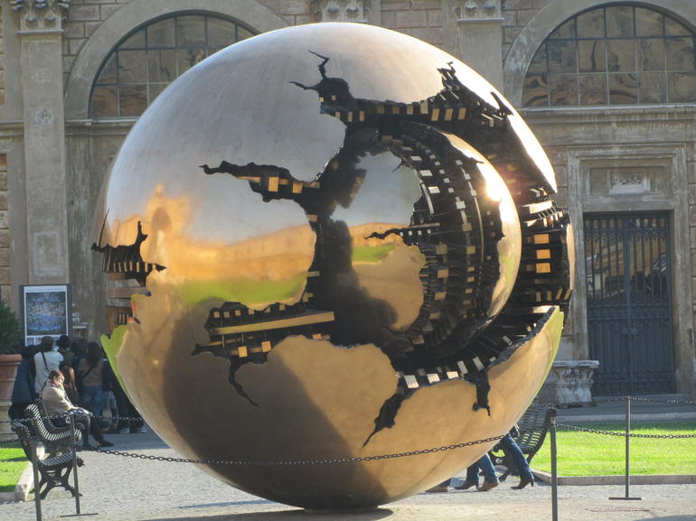 The  ?  sphere - Rome
