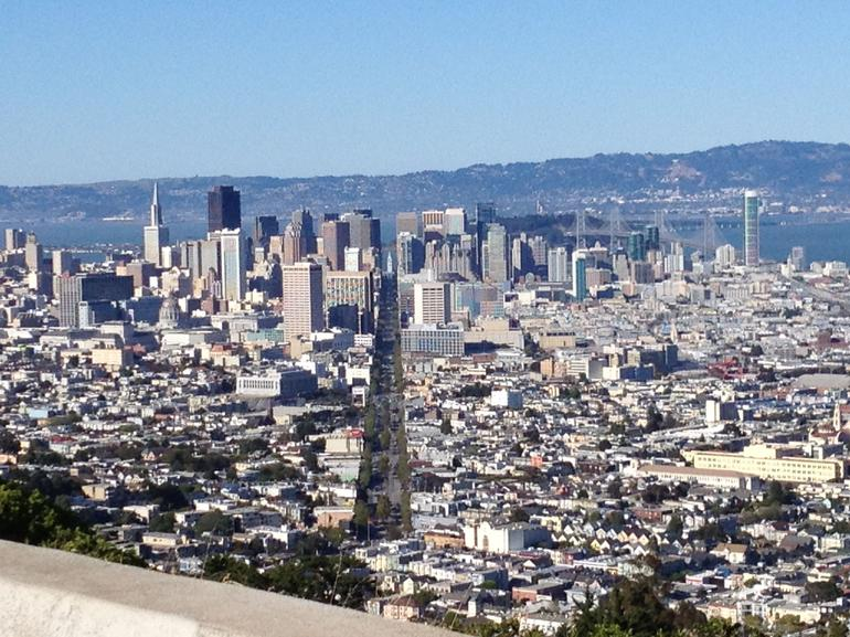 Unbelievable views! - San Francisco