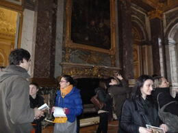 Versailles Small Group Day Trip from Paris - January 2012