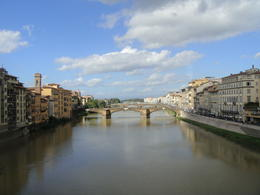 Photo of Florence VIP Experience: Uffizi Gallery and Vasari Corridor Walking Tour Including Terrace Breakfast Views from Vasari Corridor