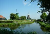 Photo of Amsterdam Zaanse Schans Windmills, Marken and Volendam Half-Day Trip from Amsterdam