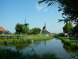 Photo of Amsterdam Zaanse Schans Windmills, Marken and Volendam Half-Day Trip from Amsterdam Windmills