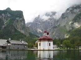Photo of Salzburg Austrian Lakes and Mountains Salzburg Sightseeing Tour Wolfgang Lake Boat Ride
