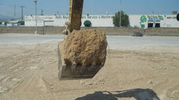 Photo of Las Vegas Dig This: Heavy Equipment Playground A big chunk of dirt