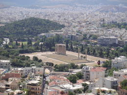 Acropolis Walking Tour, Blanca - July 2012