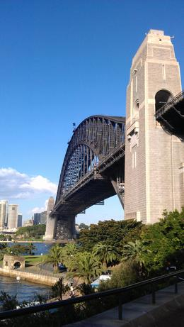 Photo of Sydney Sydney, Manly and Northern Beaches Morning Tour with Optional Harbour Lunch Cruise Bridge