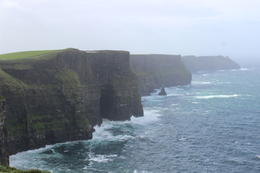 Cliffs of Moher, taken from the right trail , chrstne39 - October 2013