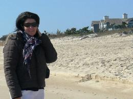 At Coopers Beach , Mrs Rowe - November 2011
