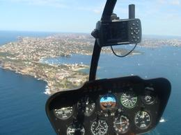 Photo of Sydney Sydney Harbour Tour by Helicopter DSC02202