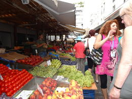 Photo of Athens Athens Small-Group Food Tour Fruita and Vegetable Market