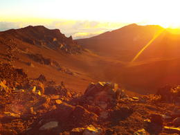 Photo of Maui Spectacular Haleakala Maui Sunrise Tour Haleakala at Sunrise  - Brilliant!