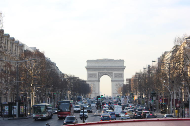 Pic 2 from the bus - Paris