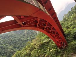 Photo of Taipei Taroko Gorge Full-Day Tour from Taipei taroko gorge bridge