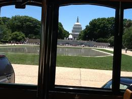 The Capitol from the Hoho Trolley , Tonia R - June 2013