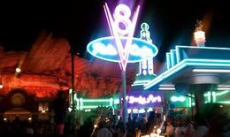 Welcome to Cars Land!, Trina Tron - June 2012