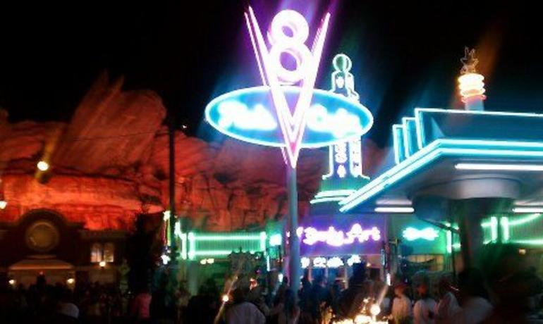 Welcome to Cars Land! - Anaheim & Buena Park