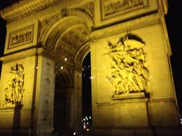 Photo of Paris Paris Illuminations Night Tour Arc de Triumphe