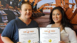 Photo of Las Vegas Dig This: Construction Playground Certified!