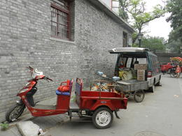 Transportation in China , Lisa B - July 2012