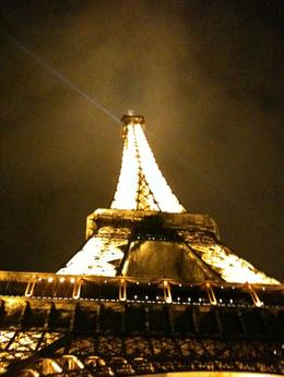 Eiffel Tower At Night, Alan S - January 2010