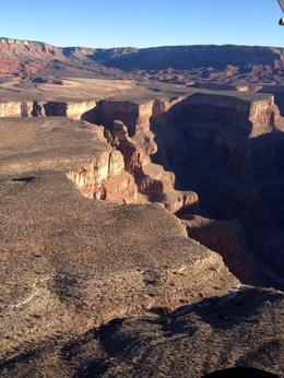 Spectacular views of the Grand Canyon from above , allwyn - January 2015