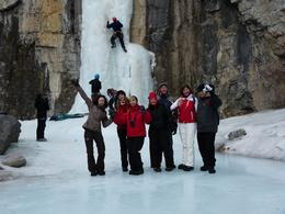 Photo of Banff Grotto Canyon Icewalk Grotto Canyon Group