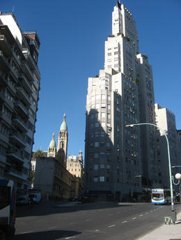 Kavanagh building, a typical art deco style of Buenos Aires., Bandit - June 2012