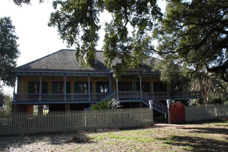 Laura Plantation - New Orleans
