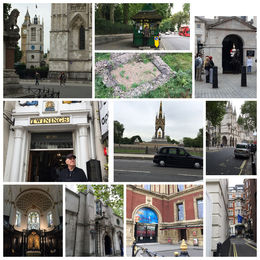 Seeing London from the early Roman times to present day ... , Jo Anne C - September 2015