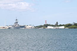 Photo of Oahu Arizona Memorial, Pearl Harbor and Punchbowl Sightseeing Tour Missouri and AZ