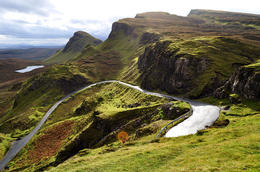 Photo of Edinburgh 3-Day Isle of Skye Small-Group Tour from Edinburgh mountain2