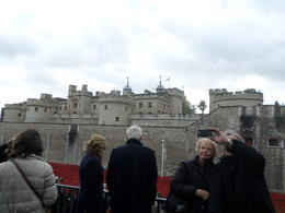 Photo of London Tower of London Entrance Ticket Including Crown Jewels and Beefeater Tour Outside