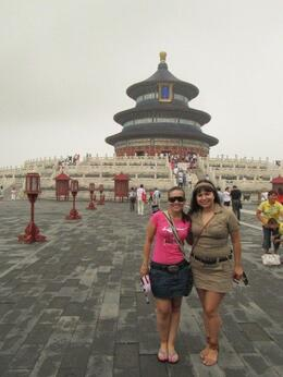 first stop: the temple of heaven , spdaza - August 2011