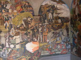 Photo of Mexico City Mexico City Sightseeing Tour Painting by Diego Rivera