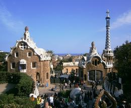 Photo of Barcelona Barcelona in One Day Sightseeing Tour Parc Güell
