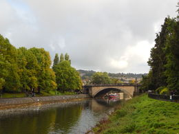 The river that runs along Bath is part of its romantic charm , Caren Grace R - December 2015