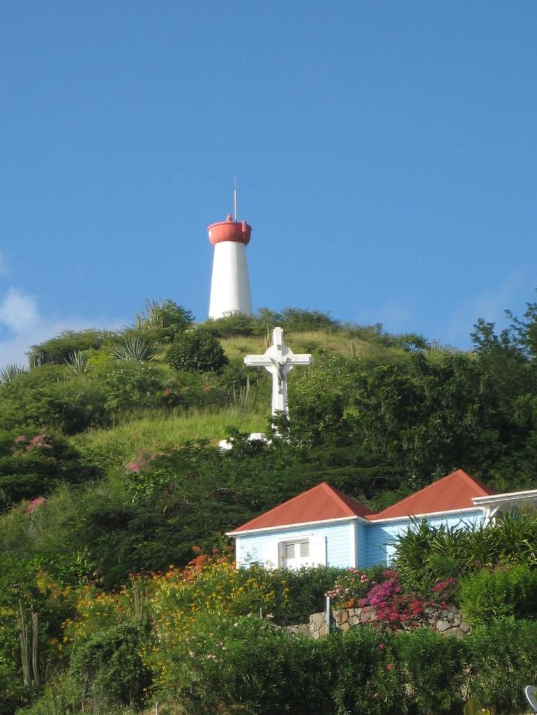 The lighthouse - St Maarten