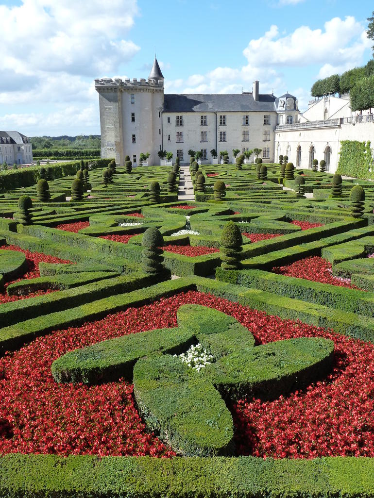 Villandry - Paris