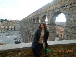 Photo of Madrid Avila and Segovia Day Trip from Madrid Acueducto Romano